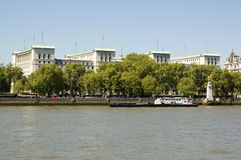 Verteidigungsministerium, London Lizenzfreies Stockfoto