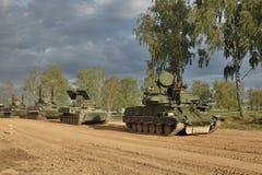 Verteidigungssystem lizenzfreie stockfotografie