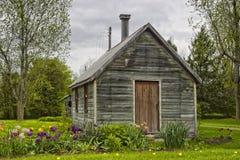 Vertente do jardim do país Imagens de Stock Royalty Free