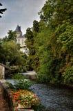 Verteuil sur Charente, France. Stock Photography