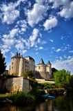 Verteuil sur Charente, France. Royalty Free Stock Photography