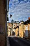 Verteuil sur Charente, France. Royalty Free Stock Photos
