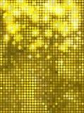 Verticaal geelgroen mozaïek Royalty-vrije Stock Fotografie