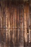 Verticaal natuurlijk versleten hout royalty-vrije stock fotografie