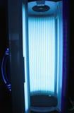 Verticaal solarium royalty-vrije stock foto