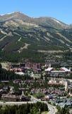 Verticaal van Breckenridge, Colorado Stock Afbeeldingen