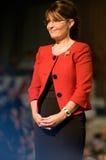 Vertical 3 de Sarah Palin del gobernador Imagen de archivo libre de regalías