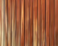 Vertical abstract wooden slatted background Royalty Free Stock Photography