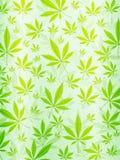 Vertical abstrato do fundo da marijuana ilustração stock