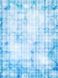 Vertical azul do fundo do sumário do defocus Imagens de Stock