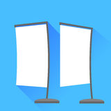 Vertical Banners Royalty Free Stock Image