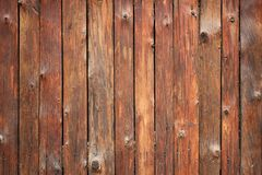 Vertical Barn Wooden Wall Planking Texture. Reclaimed Old Wood Slats Rustic Background. Home Interior Design Element In Modern Vin. Tage Style. Hardwood Dark royalty free stock photos