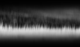 Vertical black and white motion blur grass background Royalty Free Stock Photography