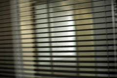 Office blinds Stock Image