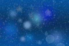 Vertical blue digital background with white Royalty Free Stock Image