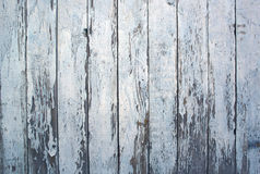 Vertical blue old wood texture Stock Photo