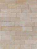 Vertical brick wall Royalty Free Stock Photos