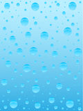 Vertical bubble background Stock Photo