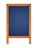 Vertical Chalkboard. Royalty Free Stock Photography