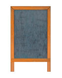 Vertical Chalkboard. Stock Images
