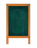 Vertical Chalkboard. Royalty Free Stock Photos