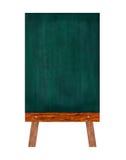 Vertical Chalkboard. Stock Photo