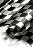 Vertical Checkered do fundo Fotografia de Stock Royalty Free