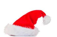 Vertical Christmas hat Stock Images