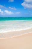 Vertical coastal sea landscape. Atlantic ocean coast Stock Images