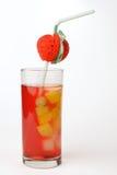 Vertical cocktail Stock Photos