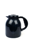 Vertical Coffee Pot royalty free stock photos