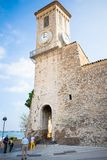 France cannes church royalty free stock photo
