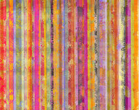 Vertical colorful lines background Stock Photography