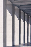 The vertical columns Royalty Free Stock Images