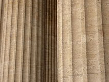 Vertical columns texture Royalty Free Stock Photography