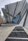 Vertical of The Crystal at the Royal Ontario Museum, Toronto Stock Photos