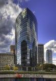 Vertical da construção de Phoenix, Hartford, Connecticut imagem de stock royalty free