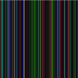 Vertical dark multicolored stripes background Stock Photography