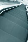 Vertical de la escalera móvil Fotografía de archivo libre de regalías