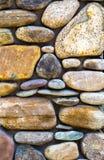Vertical de la pared de la roca del río Fotografía de archivo libre de regalías