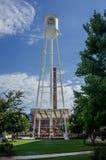 Vertical de la torre del tabaco Imágenes de archivo libres de regalías
