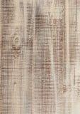 Vertical de madeira velho do fundo da prancha Foto de Stock
