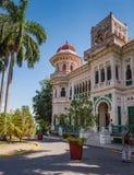 Vertical de Palacio de Valle Imagem de Stock