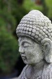 Vertical de piedra asiática del retrato Imágenes de archivo libres de regalías