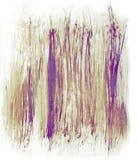 Vertical dynamic brush strokes Royalty Free Stock Photo