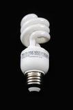 Vertical fluorescente del bulbo Imágenes de archivo libres de regalías