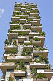 Vertical Forest apartment building in the Porta Nuova area of Mi Stock Photo