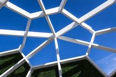 Vertical garden Royalty Free Stock Photo