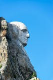 Vertical George Washington View Royalty Free Stock Photo