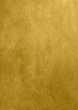Vertical gold texture blank paper background Stock Photography